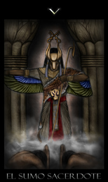 el Sumo Sacerdote